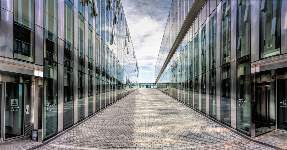 Photo architecture Lille