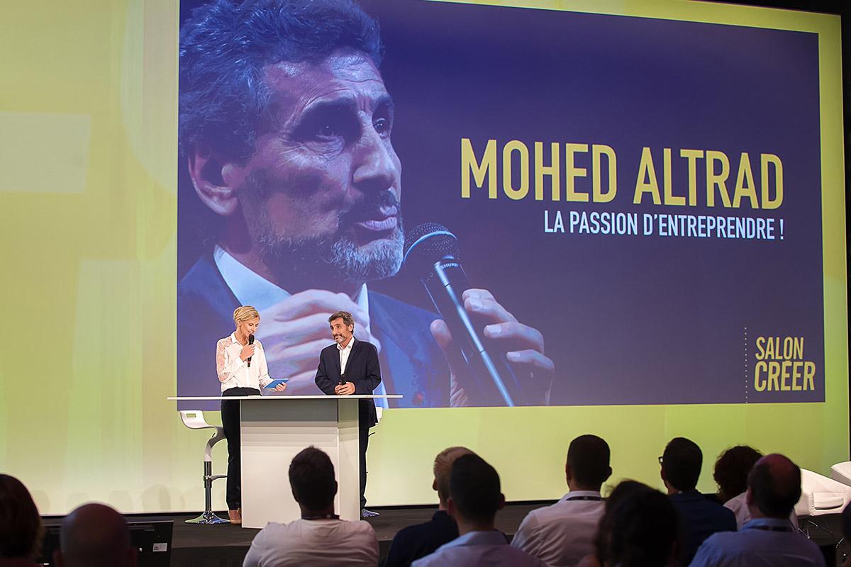 Mohed Altrad - Salon Créer Lille